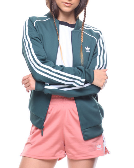 Adidas - L/S Track Top