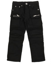 Bottoms - Moto Cargo Pant/Cut & Sewn Knee (4-7)
