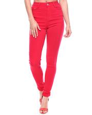 Jeans - Hi Waist Stretch Jean