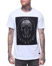 T-Shirts - SKULL CRYSTAL TEE