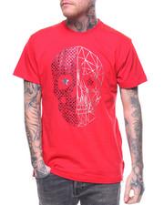 T-Shirts - SPLIT SKULL TEE