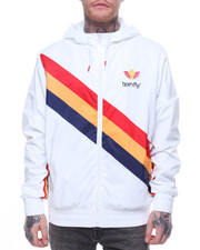 Born Fly - S WILLIAMS TRACK JACKET