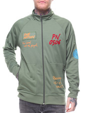 Parish - HEALTH WEALTH TRACK JACKET