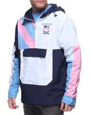 Parish - COLORBLOCK ANORAK JACKET