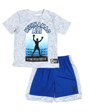 Sets - 2 Piece Active Short Set (4-7)