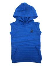 Reebok - Weekender Short Sleeve Hooded Tee (4-7)-2191465