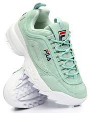 Fila - Disruptor 2 Premium Suede Sneakers-2192325