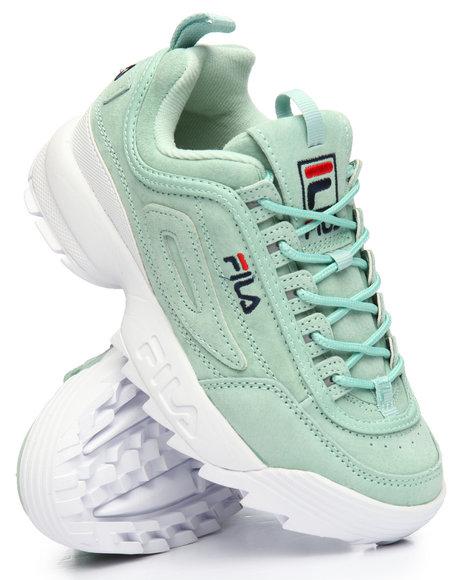 buy disruptor 2 premium suede sneakers women 39 s footwear. Black Bedroom Furniture Sets. Home Design Ideas