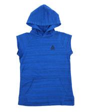 Reebok - Weekender Short Sleeve Hooded Tee (8-20)-2191460