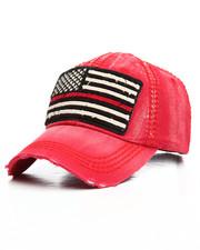 Buyers Picks - American Flag Vintage Strapback Cap