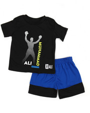 Sets - 2 Piece Active Short Set (Infant)