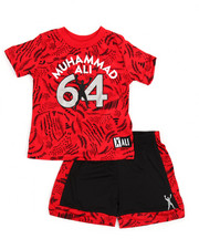 Sets - 2 Piece Active Short Set (2T-4T)