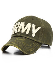 Buyers Picks - Army Vintage Strapback Cap
