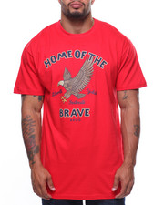 AKOO - S/S Home Of The Brave Tee (B&T)