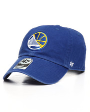 Women - Golden State Warriors Split Shot Clean Up Strapback Cap