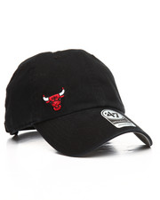 NBA, MLB, NFL Gear - Chicago Bulls Suspense Clean Up Strapback Cap