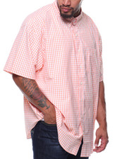 Button-downs - S/S The Breeze Shirt (B&T)