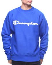 Champion - Reverse Weave Full Script Crew