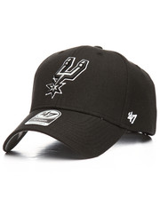 Hats - San Antonio Spurs MVP Strapback Cap