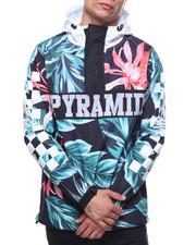 Black Pyramid - Foliage Pullover Hoodie