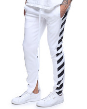 Buyers Picks - BAR STRIPE TRACK PANT