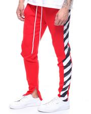 Sweatpants - BAR STRIPE TRACK PANT-2193343