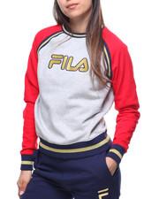 Sweatshirts - Rafaella Color Block Sweatshirt