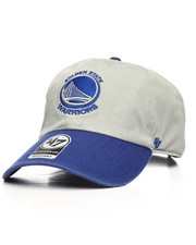 Women - Golden State Warriors Split Shot Clean Up Strapback Hat-2193880