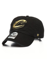 NBA, MLB, NFL Gear - Cleveland Cavaliers Metallic Clean Up Strapback Hat