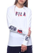 Long-Sleeve - Uma L/S Logo Tee