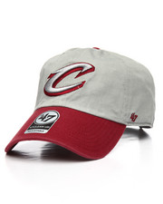 NBA, MLB, NFL Gear - Cleveland Cavaliers Two Tone Clean Up Strapback Hat