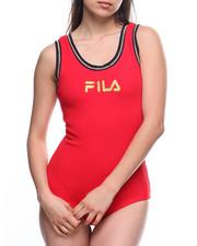 Bodysuits - Jessa Rib S/L Bodysuit-2193001