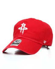 '47 - Houston Rockets Clean Up Strapback Hat-2193891