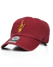 Hats - Cleveland Cavaliers Clean Up Strapback Cap-2193873