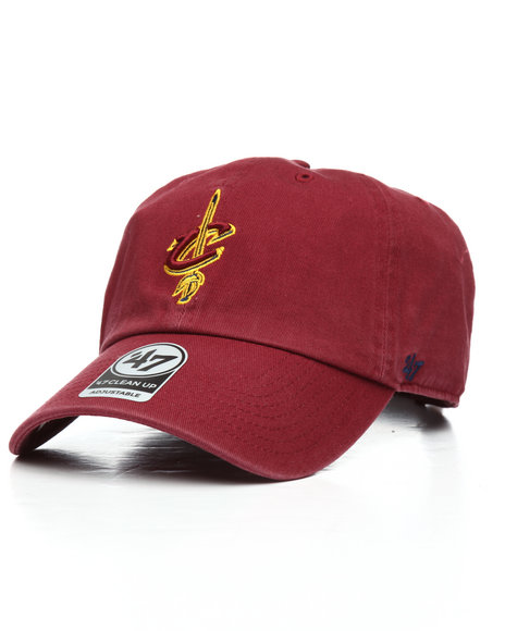 '47 - Cleveland Cavaliers Clean Up Strapback Cap