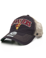'47 - Cleveland Cavaliers Tuscaloosa Clean Up Snapback Hat-2193897