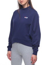 Fila - Summer Solid Fleece Sweatshirt-2193819