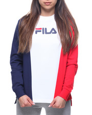 Fila - Sidra Color Block Sweatshirt-2193867
