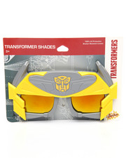 Sun Staches - Transformers Bumblebee Kids Sunglasses