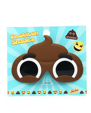 Sun Staches - Poop Emoji Sunglasses