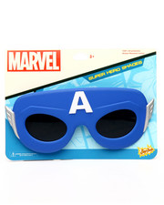 Sun Staches - Captain America Kids Sunglasses