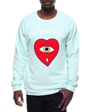 Buyers Picks - HEARTBREAKER CHENILLE CREW SWEATSHIRT-2194267