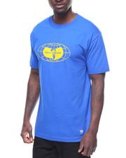 Wu Wear - Globe Logo TEE-2194627