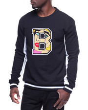 Buyers Picks - B COSMIC CHENILLE CREW SWEATSHIRT-2193985