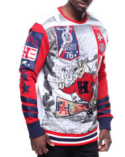 Sweatshirts & Sweaters - HERITAGE MASCOT CREWNECK SWEATHIRT