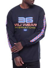 Wu Wear - 36 International L/S Tee