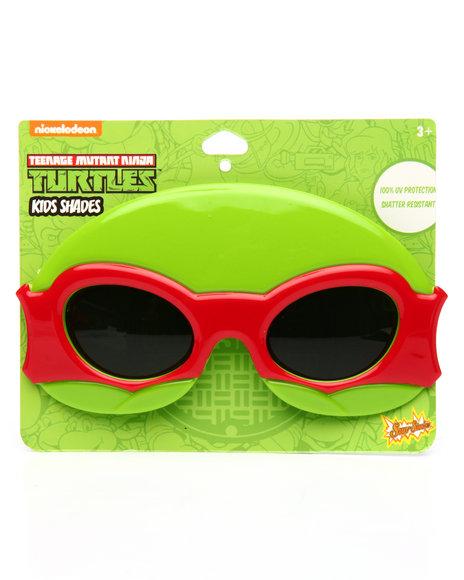 Sun Staches - TMNT Raphael Kids Sunglasses