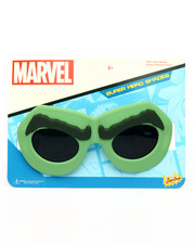Sun Staches - The Hulk Kids Sunglasses-2192430
