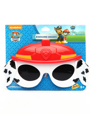 Sun Staches - Paw Patrol Marshall Kids Sunglasses-2192437
