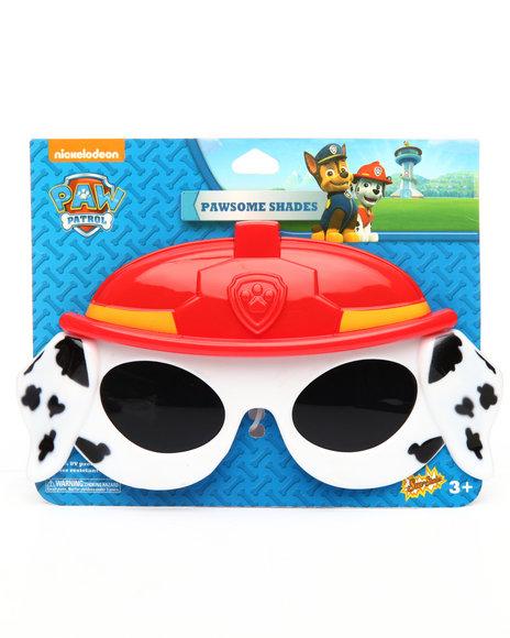 Sun Staches - Paw Patrol Marshall Kids Sunglasses